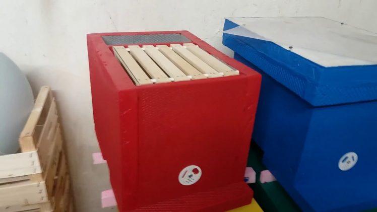 Výroba oplodniačiku zo styroduru