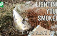 TIP: Borovicové ihličie do dymáka