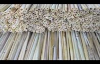 Výroba slameného úľa